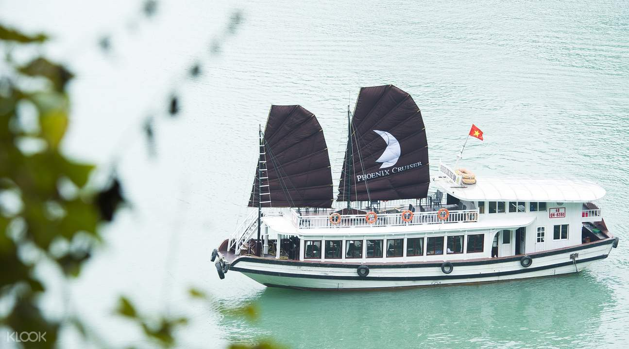 Halong Bay Deluxe Cruise- Klook